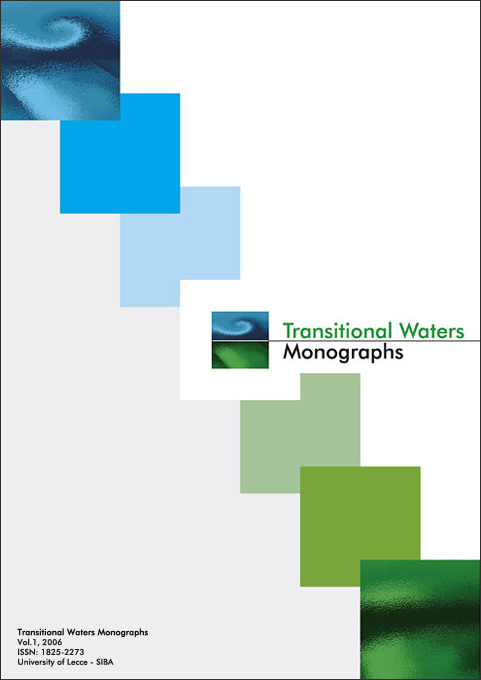 Transitional Waters Monographs - Cover