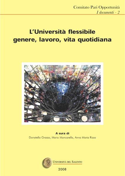 L'università dlessibile.. - Cover
